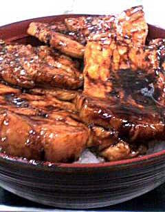 080927 豚丼名人(ドライブインいとうin物産展)