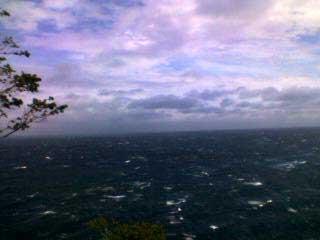 080531 愛恋岬からの海