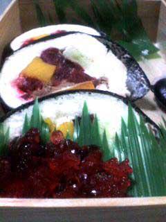 090201 太巻き風ロールケーキ