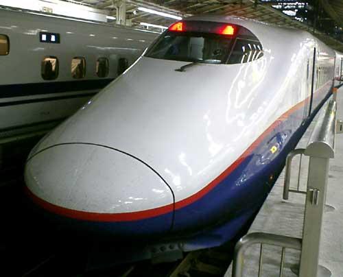 090501 長野行新幹線