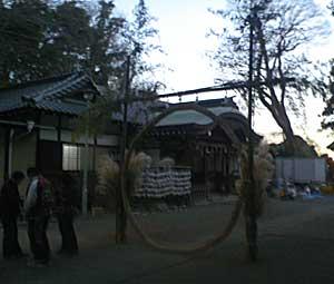 090102 茅の輪(川勾神社)