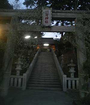 090102 鳥居(川勾神社)