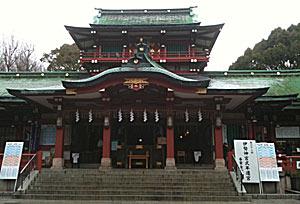 100213 富岡八幡宮
