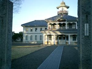 100321 旧水海道小学校本館