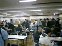 ゲームマーケット2005会場